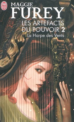 Maggie Furey - La Harpe des vents - Les artefacts du pouvoir 2 Harpe13