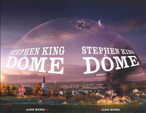 Stephen King - Dôme, tomes 1 et 2 Stephe10