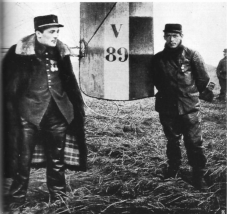 """[1914] [Flashback] - Voisin 3 - """"Première victoire aérienne"""". Joseph10"""