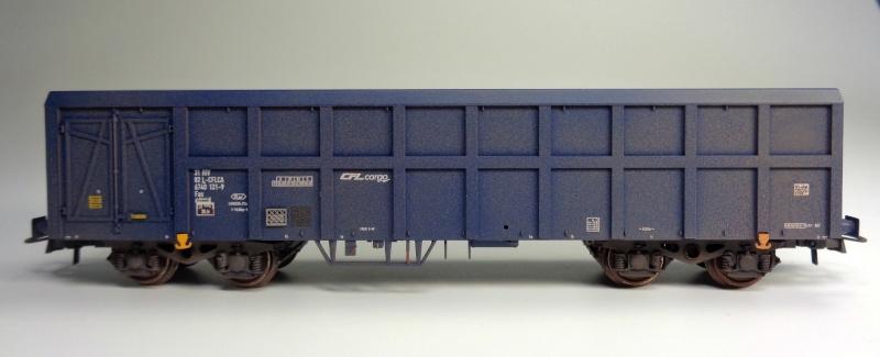 Premier projet aérographe: Wagon tombereau 4 essieux des CFL Dsc01512