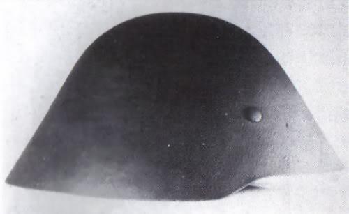 Reconstitution d'un casque allemand B-II B2iohr10