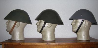 Reconstitution d'un casque allemand B-II Dscn0310
