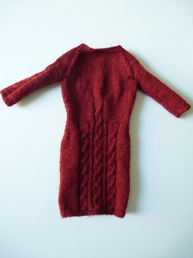 Les tricotages de Valou - News pour MSD bas p4 - Page 3 Robe_t12