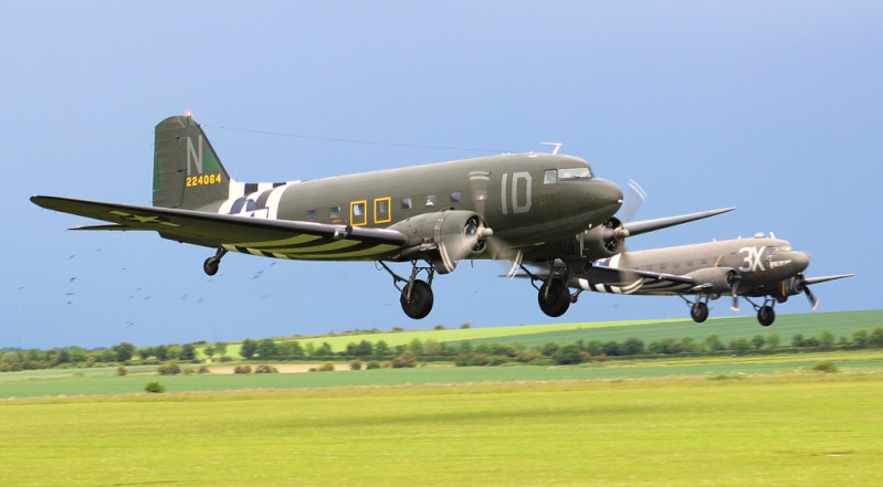 [04-09/06/2014] 70 eme Anniversaire du debarquement (Daks over Normandy) Juin 2014 Photo_13