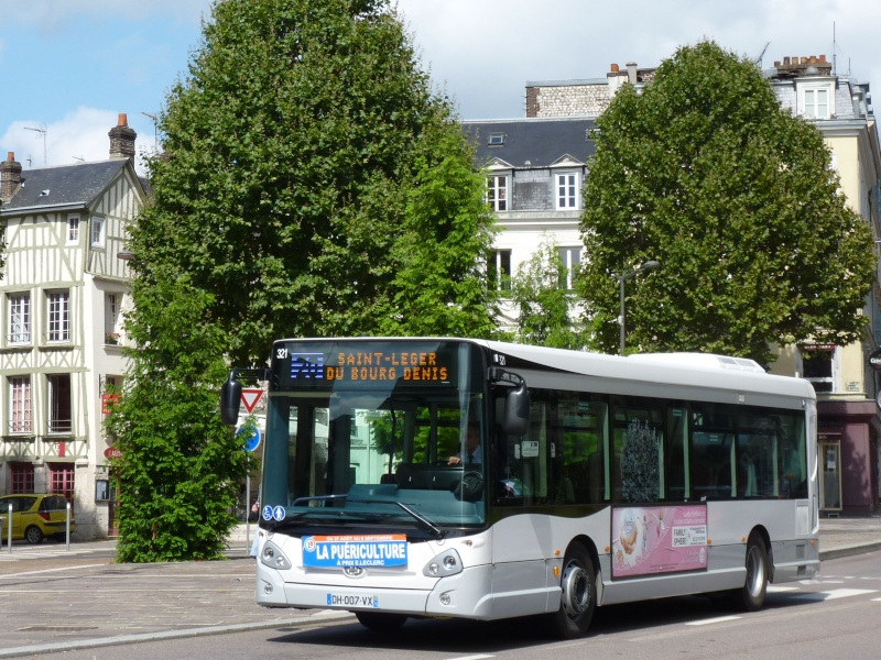 Acquisition de 16 midibus via la centrale d'achat  01-09-10