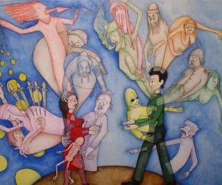 Dossier JUIN 2014: JODOROWSKY, La Voie Du Tarot Jodoro10