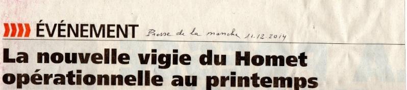 VIGIE DU HOMET (Cherbourg 50) Doc14814