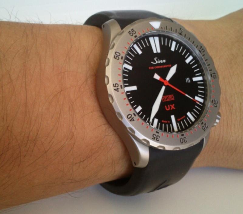La montre du vendredi 18 juillet  2014 Sinn_u25