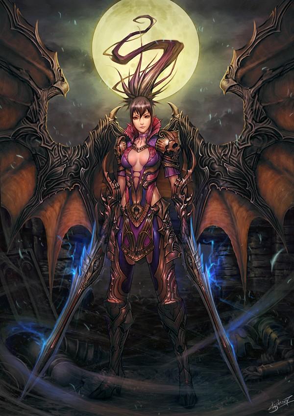 Ariel Venasha Demon_10