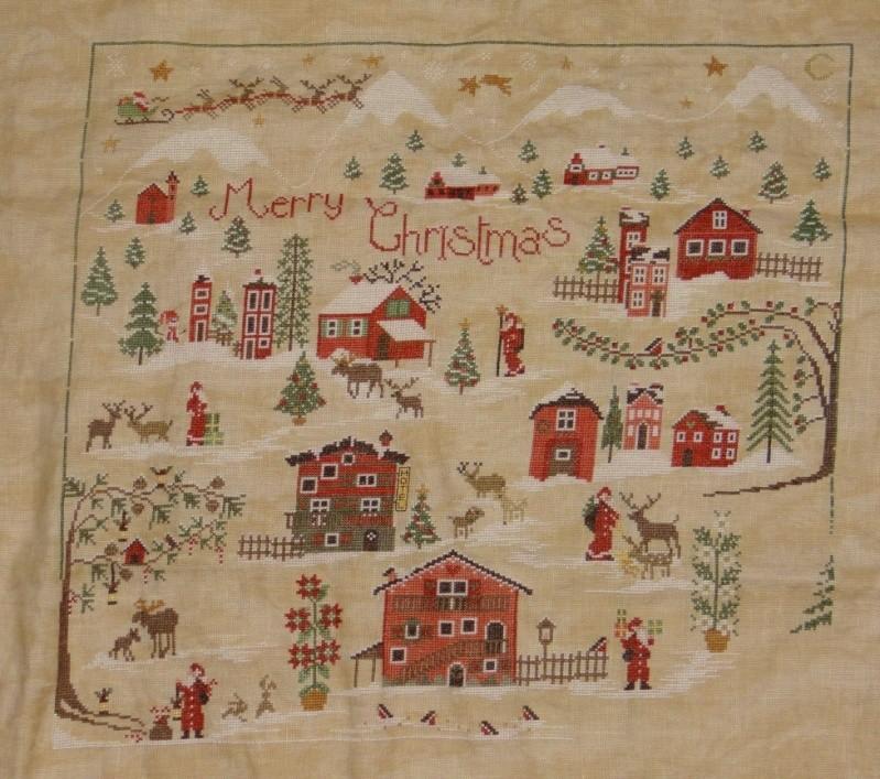 SAL Christmas Village - Sara Guermani - 15 JANVIER 2015 - DERNIER OBJECTIF !!! - Page 24 Dsc05930