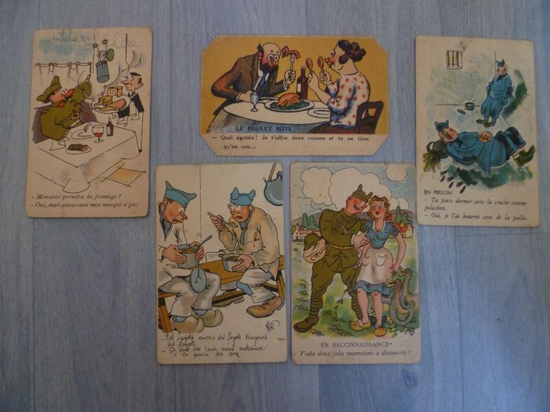 Cartes militaires humoristiques P1050310