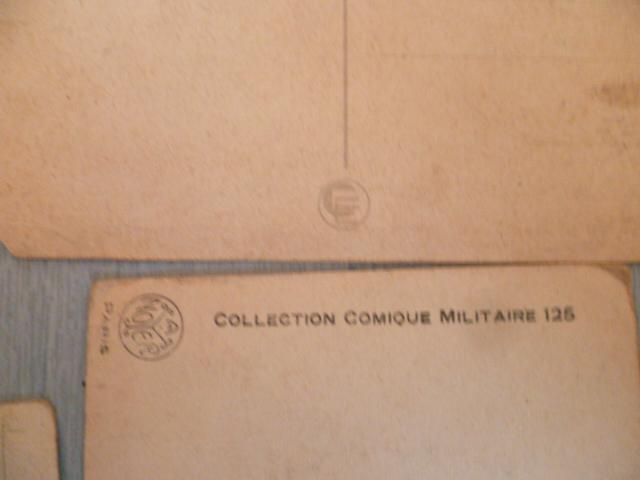 Cartes militaires humoristiques P1050311