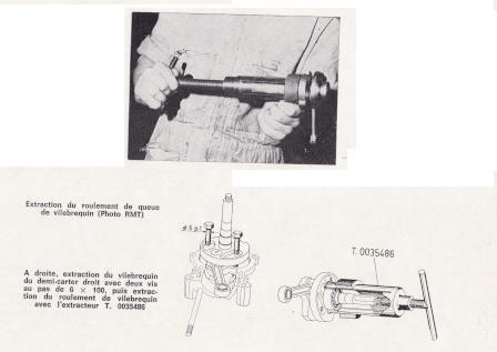 Rare Ancien materiel de concession: Extracteur de roulements Copie_10