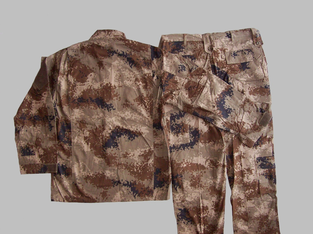Iraqi Special Operations Forces Camo Uniforms 100_2211
