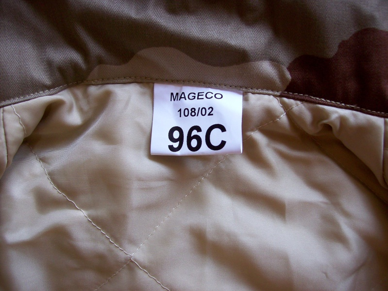 Current desert pattern garment 100_4725
