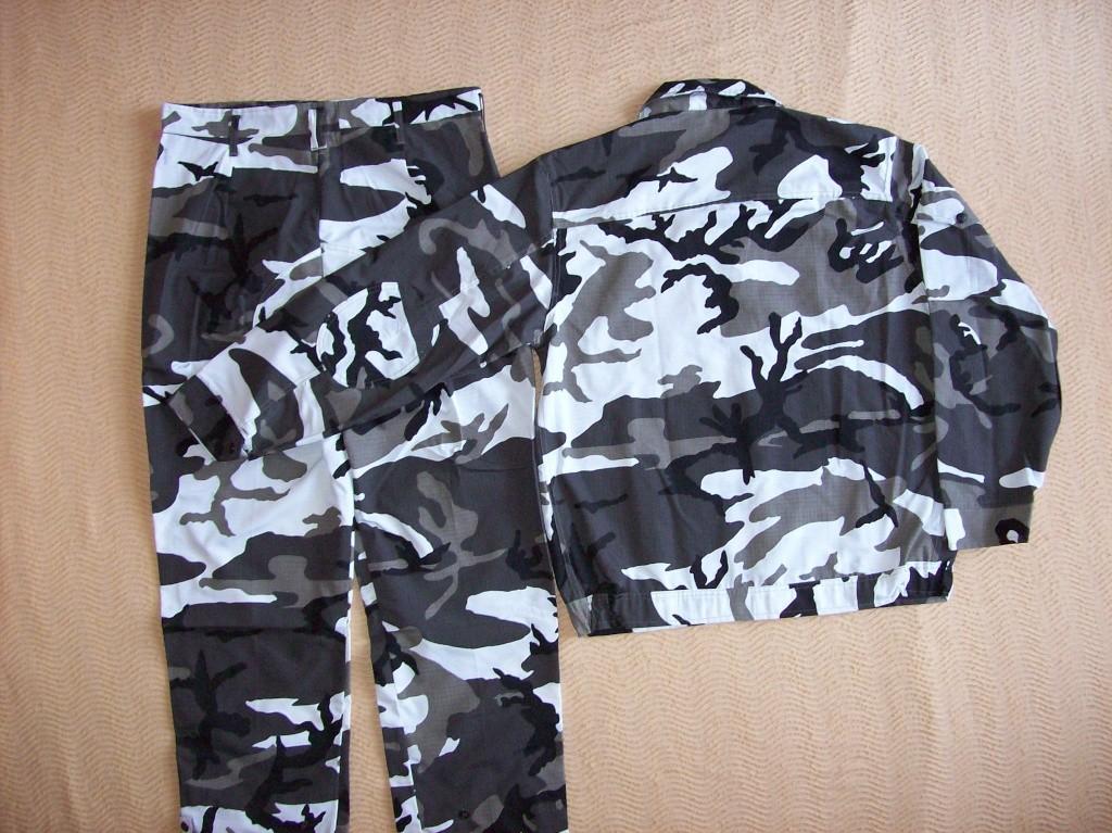 Type 99 Airborne Urban Camo uniform 100_4727