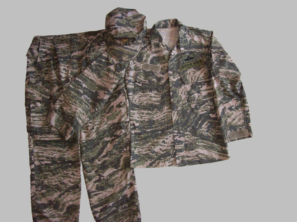 ROK Marines Pattern 100_5512