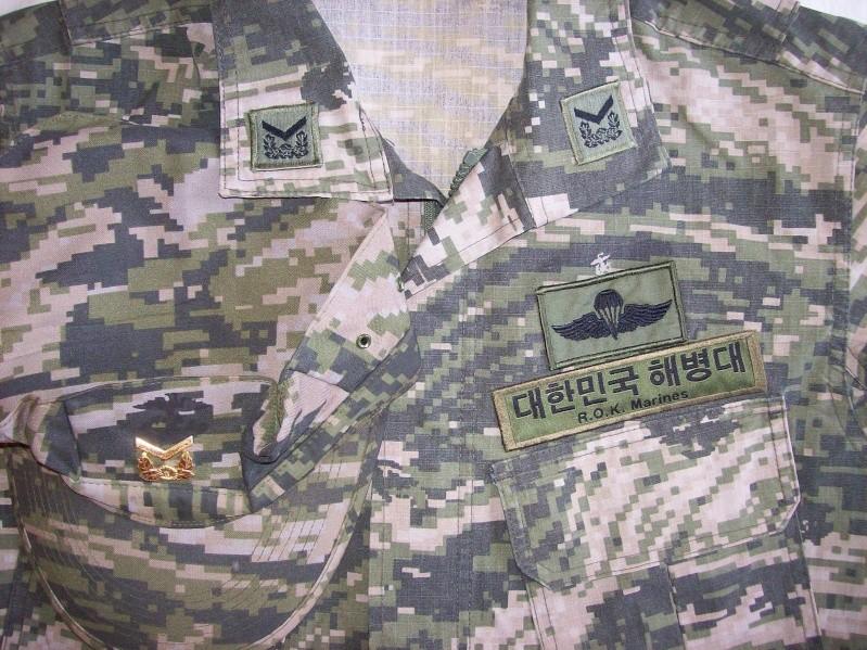 ROK Marines Pattern 100_5514