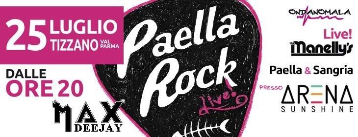 ▲ PAELLA ROCK LIVE ▲♫ DJ SET ♫ MAX DEEJAY - Massimo Testa Arena10