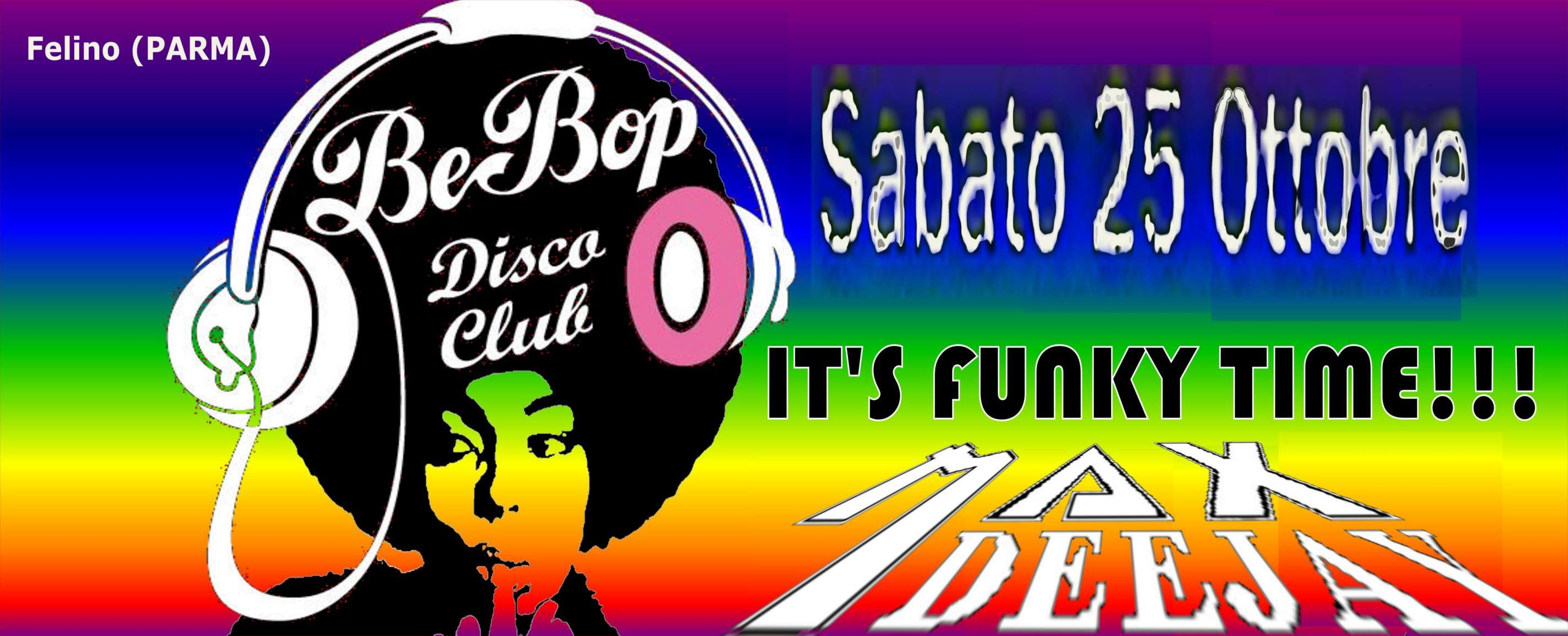 IT'S FUNKY TIME@BeBop-Felino (PR) by MAX TESTA DEEJAY Funky-10
