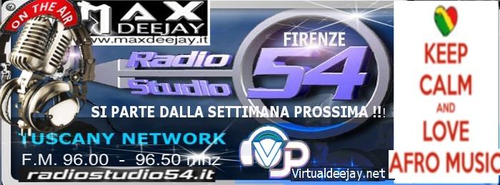 RADIO STUDIO 54 & MAX TESTA DEEJAY: SI PARTE Radio-10