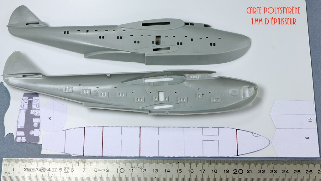 "Boeing 314 ""Dixie Clipper"" 1939-1950 (/1/144 Minicraft) Img_1935"