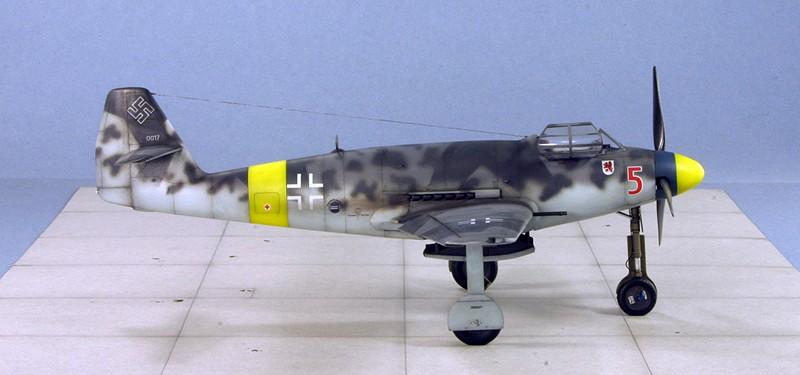 """Messerschmitt Me 509 A-1 """"Sperber"""" (1:48 - TRUMPETER) Img_6721"""