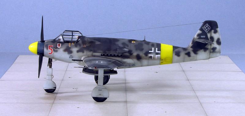 """Messerschmitt Me 509 A-1 """"Sperber"""" (1:48 - TRUMPETER) Img_6722"""