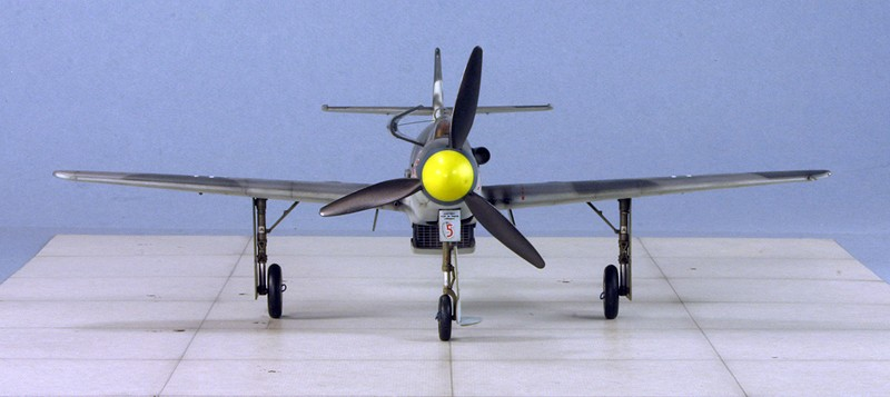 """Messerschmitt Me 509 A-1 """"Sperber"""" (1:48 - TRUMPETER) Img_6723"""
