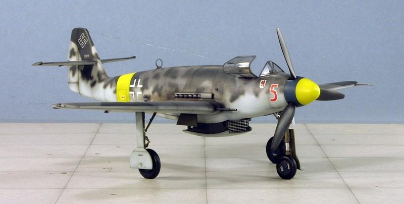 """Messerschmitt Me 509 A-1 """"Sperber"""" (1:48 - TRUMPETER) Img_6724"""
