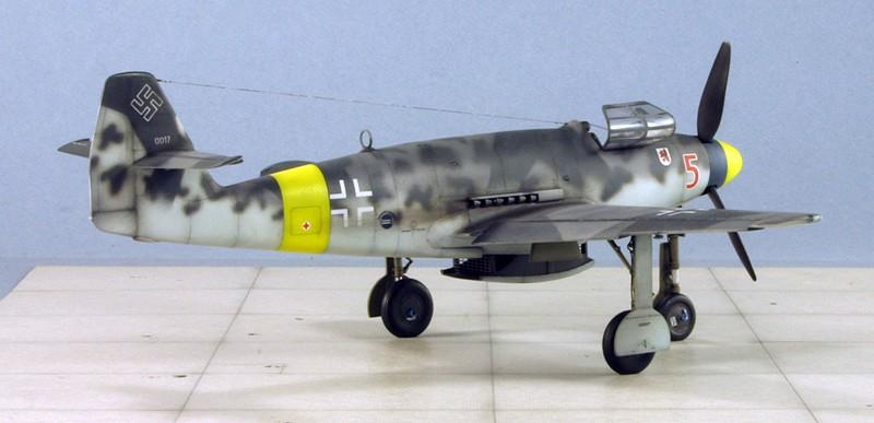 """Messerschmitt Me 509 A-1 """"Sperber"""" (1:48 - TRUMPETER) Img_6726"""