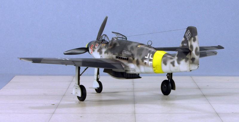 """Messerschmitt Me 509 A-1 """"Sperber"""" (1:48 - TRUMPETER) Img_6727"""