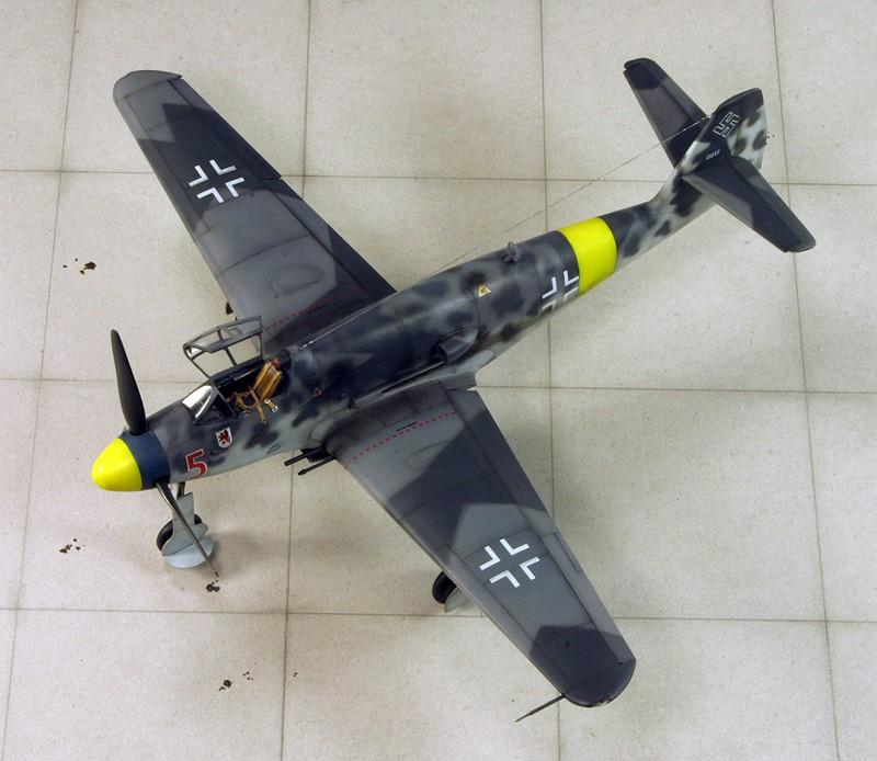 """Messerschmitt Me 509 A-1 """"Sperber"""" (1:48 - TRUMPETER) Img_6728"""