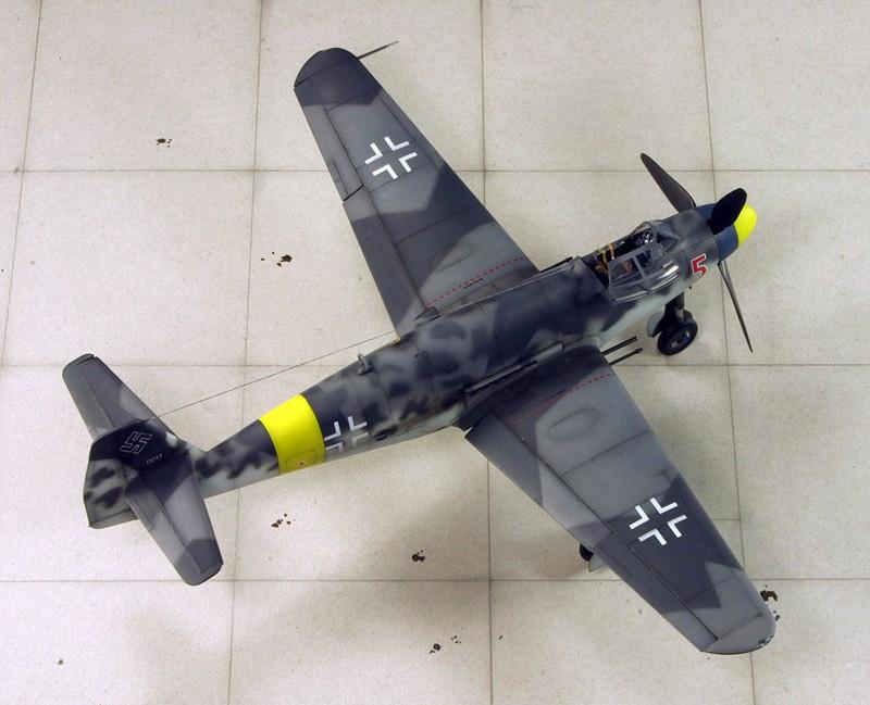 """Messerschmitt Me 509 A-1 """"Sperber"""" (1:48 - TRUMPETER) Img_6729"""
