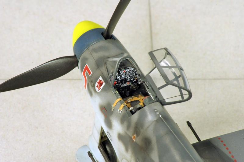 """Messerschmitt Me 509 A-1 """"Sperber"""" (1:48 - TRUMPETER) Img_6731"""