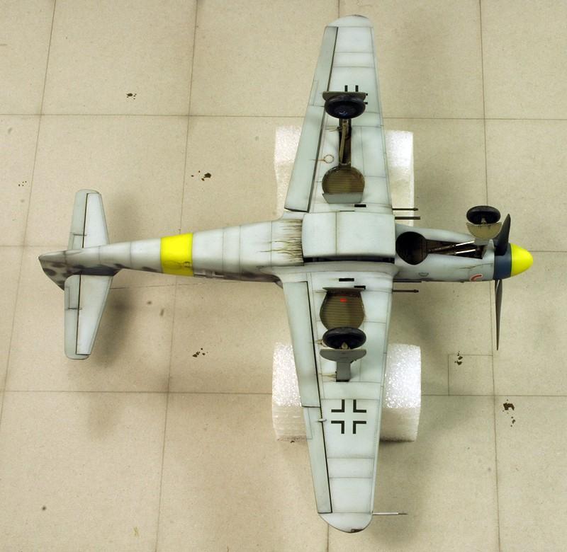 """Messerschmitt Me 509 A-1 """"Sperber"""" (1:48 - TRUMPETER) Img_6732"""