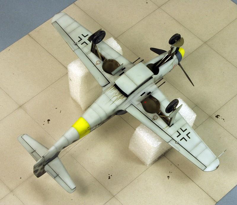"""Messerschmitt Me 509 A-1 """"Sperber"""" (1:48 - TRUMPETER) Img_6733"""