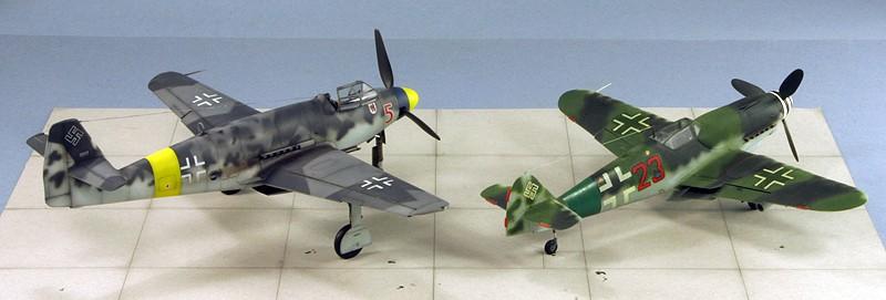 """Messerschmitt Me 509 A-1 """"Sperber"""" (1:48 - TRUMPETER) Img_6735"""