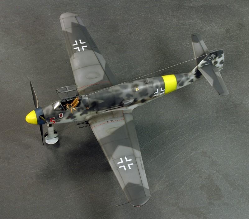 """Messerschmitt Me 509 A-1 """"Sperber"""" (1:48 - TRUMPETER) Img_6736"""