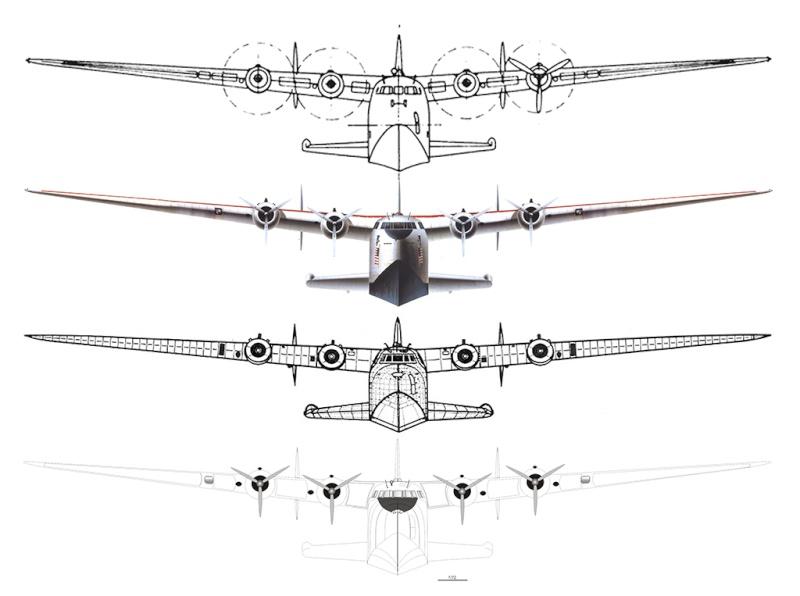 "Boeing 314 - Boeing 314 ""Honolulu Clipper"" Montag11"