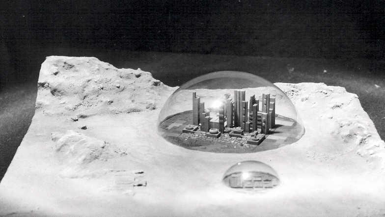 Rayonnements sur Mars Moon110