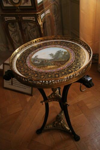Le cabinet du Billard de Marie-Antoinette au deuxième étage 018-le11