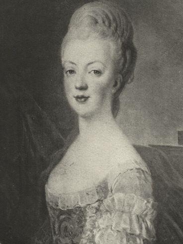 Portraits de Marie-Antoinette par Joseph-Siffred Duplessis 1773_m10
