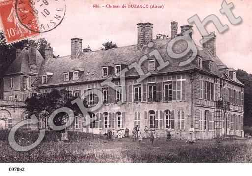 Un projet d'évasion de Marie-Antoinette vers l'Irlande Buzanc11