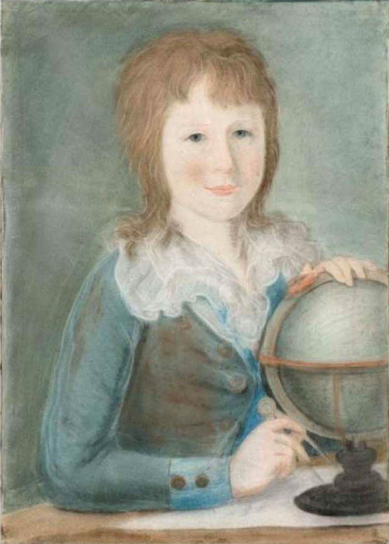 Le physique des enfants de Louis XVI et Marie-Antoinette - Page 3 L-char10