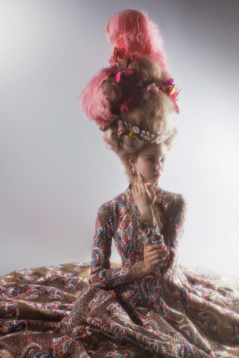 mode - Marie-Antoinette muse de la Mode  - Page 3 Lindse19