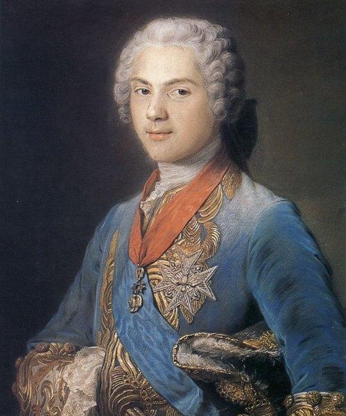 Louis de France, dauphin et père de Louis XVI  Louis-11