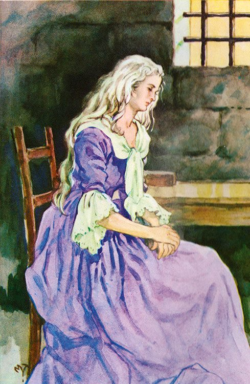Portraits de Marie-Antoinette dans les prisons du Temple et de la Conciergerie Ma_con10