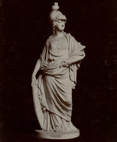 Marie-Antoinette en Minerve, par Josse-François-Joseph Le Riche  Ma_min10