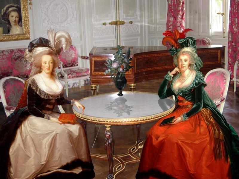 La reine Marie-Caroline de Naples Maetmc12